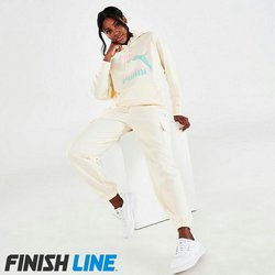 Finish Line deals in the Finish Line catalog ( More than a month)