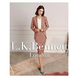 LK Bennett catalogue ( 9 days left )