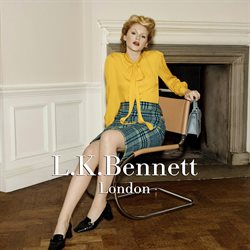 LK Bennett catalogue ( Published today )