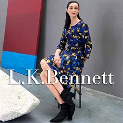 LK Bennett deals in the New York weekly ad
