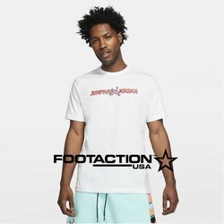 Clothing & Apparel deals in the FootAction catalog ( Expires tomorrow)