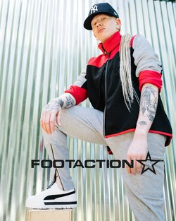 FootAction deals in the FootAction catalog ( More than a month)
