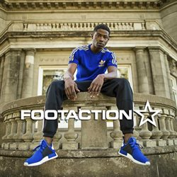 FootAction deals in the Houston TX weekly ad