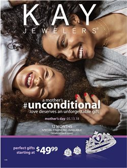 Jewelry & Watches deals in the Kay Jewelers weekly ad in Minneapolis MN