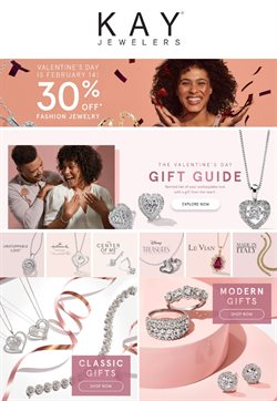 Jewelry & Watches offers in the Kay Jewelers catalogue in Meridian MS ( 19 days left )