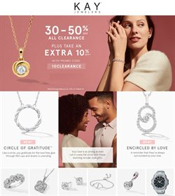 Kay Jewelers catalogue ( 3 days left )