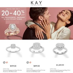 Kay Jewelers catalogue ( 2 days ago )