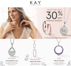 Kay Jewelers catalogue ( 2 days left )