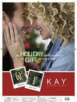 Kay Jewelers deals in the San Antonio TX weekly ad