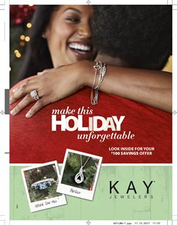 The Galleria deals in the Kay Jewelers weekly ad in Fort Lauderdale FL