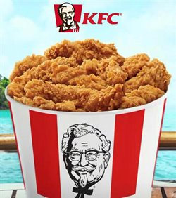 Restaurants deals in the KFC weekly ad in Charleston WV