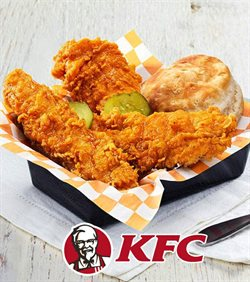 Restaurants deals in the KFC weekly ad in Kent WA
