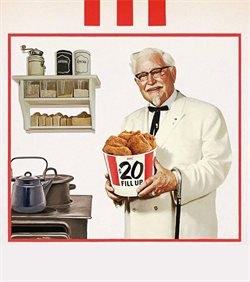 Restaurants offers in the KFC catalogue in Tyler TX ( 2 days left )