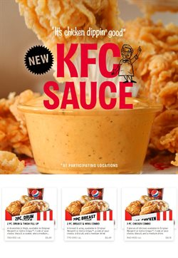 Restaurants offers in the KFC catalogue in Mission KS ( 24 days left )