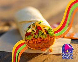 Restaurants deals in the Taco Bell weekly ad in San Diego CA