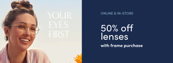 LensCrafters coupon ( 2 days ago )