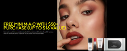 MAC Cosmetics coupon in Saint Charles MO ( 6 days left )