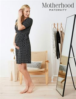 Motherhood Maternity catalogue in Houston TX ( More than a month )
