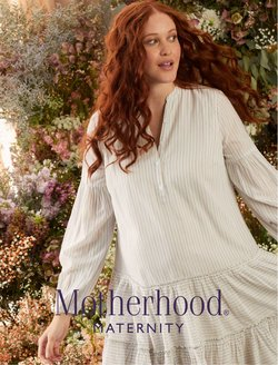 Clothing & Apparel deals in the Motherhood Maternity catalog ( Expires tomorrow)
