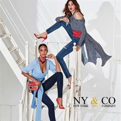 New York & Company deals in the Houston TX weekly ad