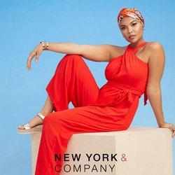 Clothing & Apparel deals in the New York & Company catalog ( Expires tomorrow)