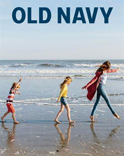 Old Navy deals in the Daly City CA weekly ad