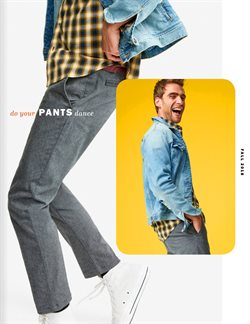 Slacks deals in the Old Navy weekly ad in Concord CA