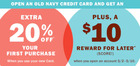 Old Navy coupon ( Expires today )