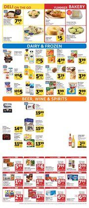 Detergent deals in the Vons weekly ad in Los Angeles CA