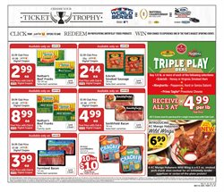 Baseball deals in the Vons weekly ad in Garden Grove CA