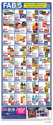 Pizza deals in the Vons weekly ad in Van Nuys CA