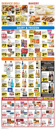 Christmas deals in the Vons weekly ad in Fontana CA