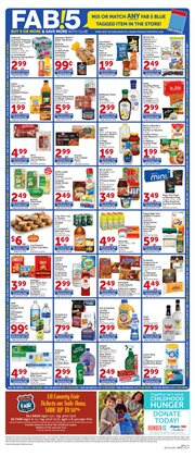 Popcorn deals in the Vons weekly ad in Las Vegas NV
