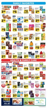 Freezer deals in the Vons weekly ad in Fontana CA
