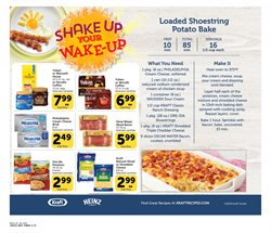 Philadelphia deals in the Vons weekly ad in Van Nuys CA