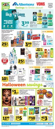 Tablet deals in the Vons weekly ad in Yorba Linda CA
