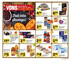 Vons deals in the San Diego CA weekly ad