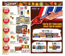 Mars deals in the Vons weekly ad in Reseda CA