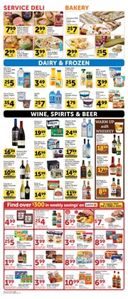 Potatoes deals in the Vons weekly ad in Burbank CA