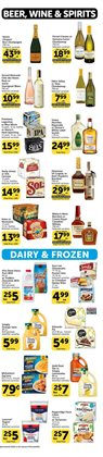 Wine deals in the Vons weekly ad in Los Angeles CA