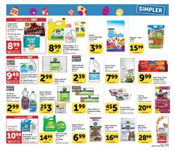 Cleaning products deals in the Vons weekly ad in Yorba Linda CA