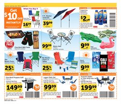 Accessories deals in the Vons weekly ad in Los Angeles CA