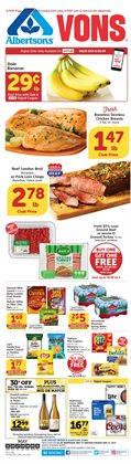 Vons deals in the Los Angeles CA weekly ad