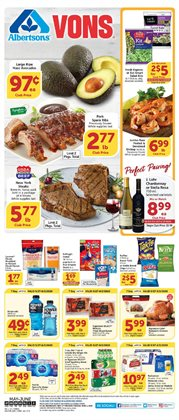 Vons catalogue in San Diego CA ( Expires today )