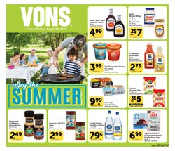 Vons catalogue in Riverside CA ( 1 day ago )