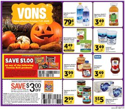 Grocery & Drug offers in the Vons catalogue in San Luis Obispo CA ( 6 days left )