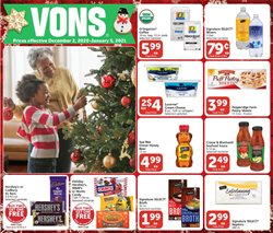 Vons catalogue ( Expired )