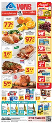 Vons catalogue ( 2 days left )