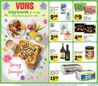 Vons catalogue in Los Angeles CA ( Expired )