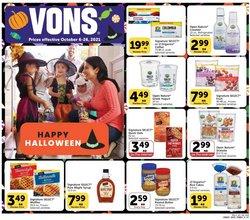 Vons deals in the Vons catalog ( 9 days left)